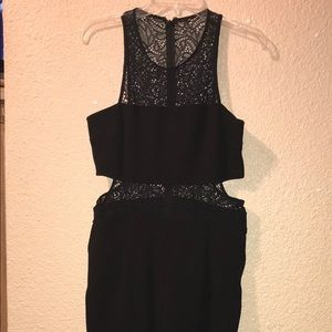 Black jumpsuit great for party